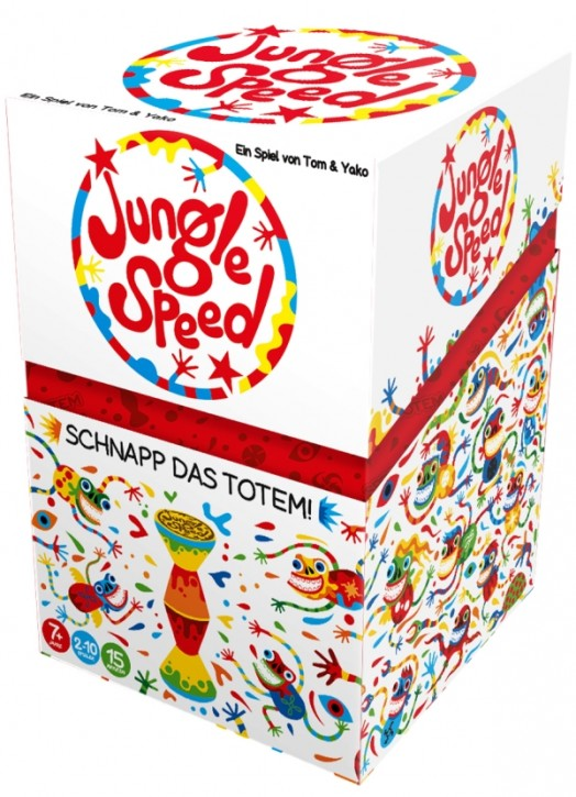 Jungle Speed SKWAK ab 7 J