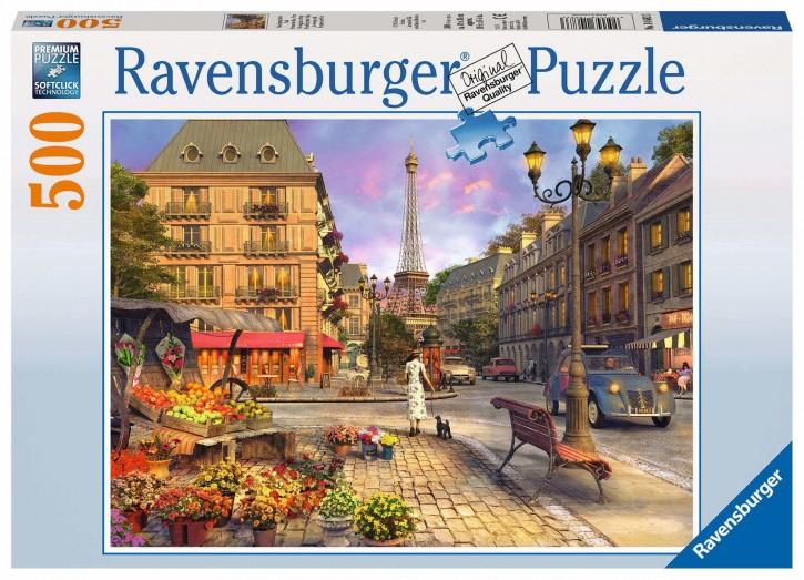 RV Puzzle Spaziergang durch Paris 500 Teile