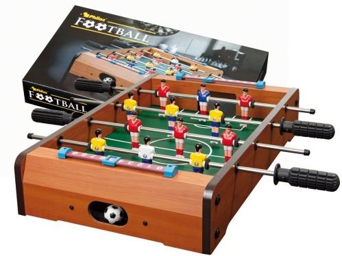 Philos Tischfußball-Kicker 50 x 30 cm B-Ware OVP