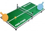 Natural Games Ping-Pong-Spiel 60x30x7 cm