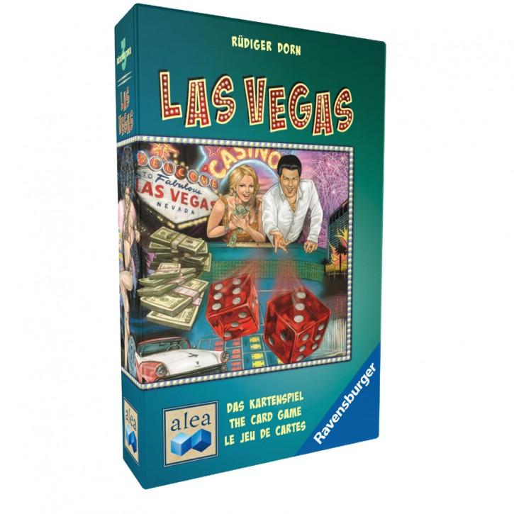 Ravensburger Las Vegas Kartenspiel B-Ware OVP