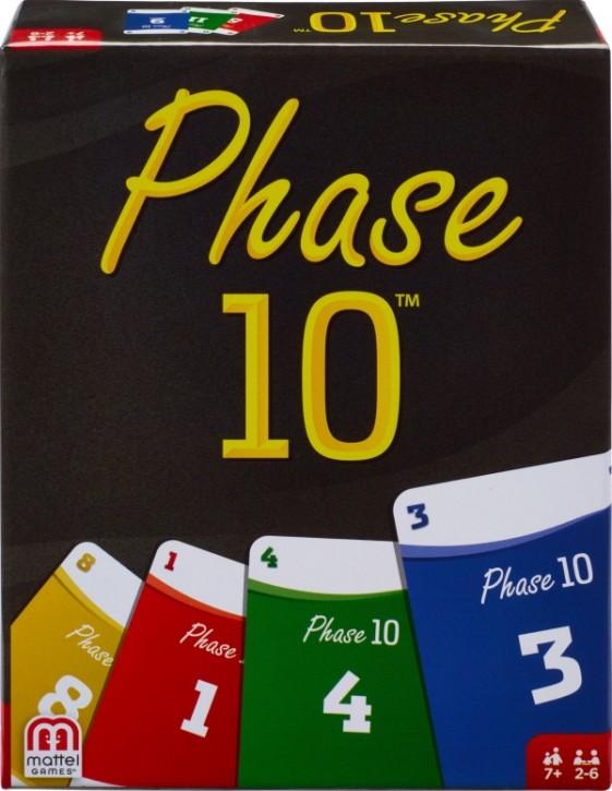 Mattel Phase 10 Kartenspiel ab7J