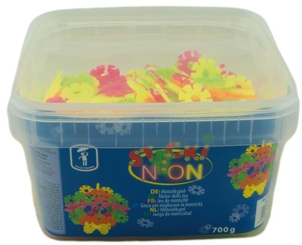 Stecki Stecksteine Neon in der Box