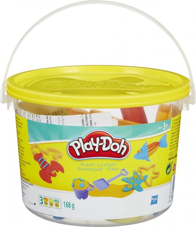 Play Doh Spaßeimer sort.