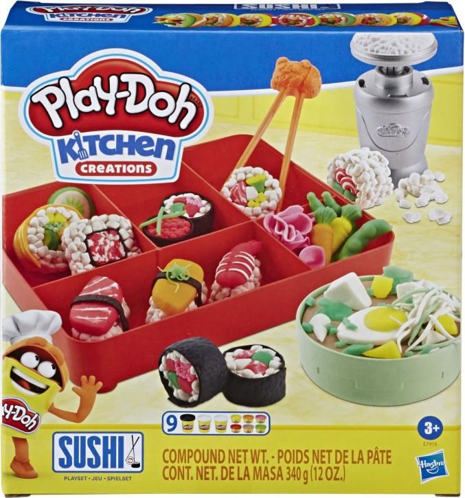 Hasbro Play-Doh Knet Sushi Spielset