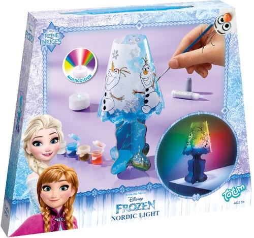 Disney Eiskönigin Olaf Nachtlicht Bastel-Set B-Ware OVP
