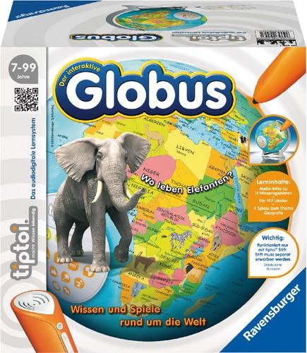 tiptoi® Der interaktive Globus - B-Ware - ungeöffnete OVP