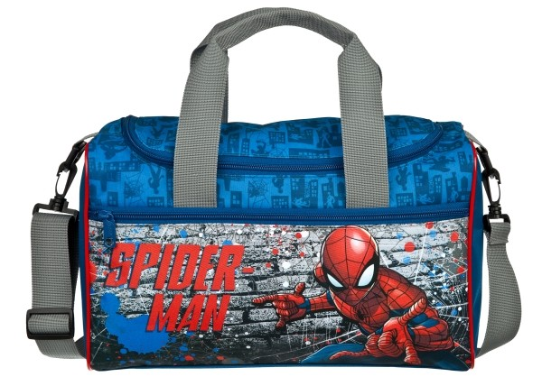 scooli Spiderman Sporttasche