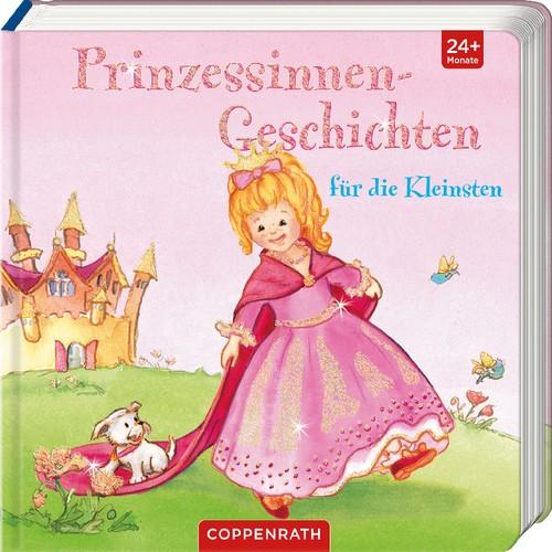 Prinzessinnen-Geschichten für die Kleinsten 2+j