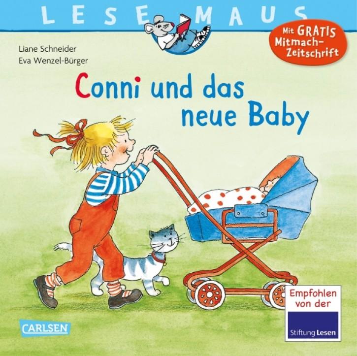 Lesemaus 51 Conni und Baby
