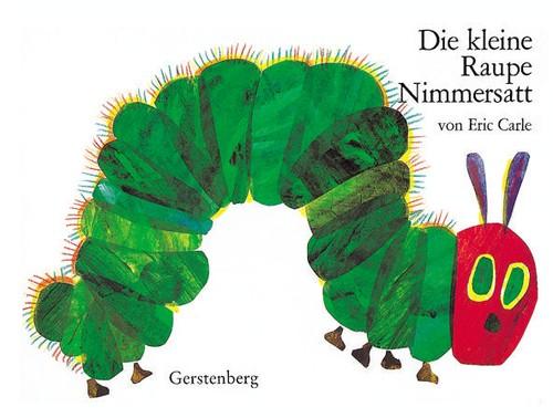 Raupe Nimmersatt  Papierausgabe 3+j