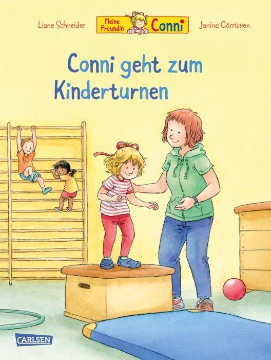 Conni geht zum Kinderturnen Bilderbuch