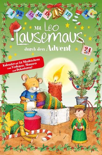 Mit Leo Lausemaus durch den Advent Adventskalender B-Ware