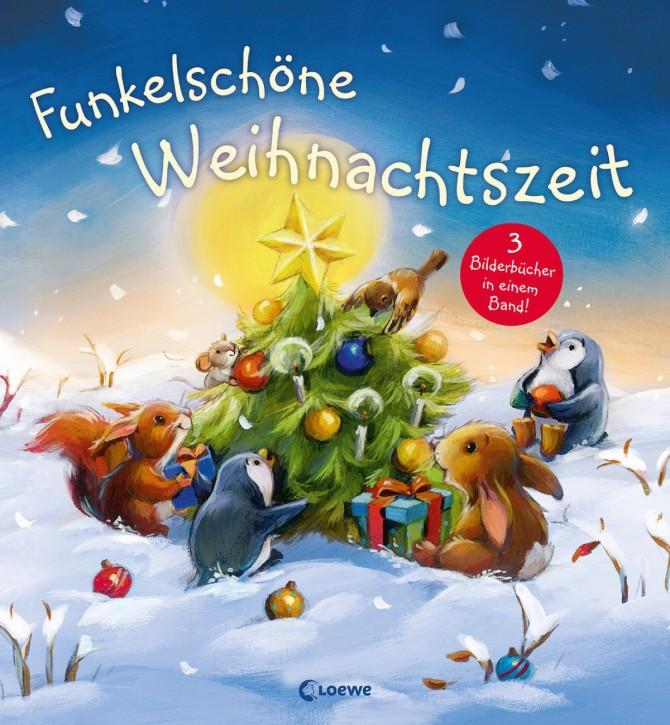 Loewe Funkelschöne Weihnachtszeit Sammelband