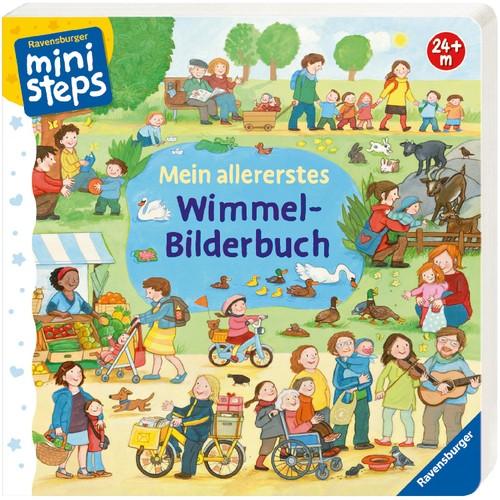Ravensburger ministeps Mein allererstes Wimmel-Bilderbuch 2+j
