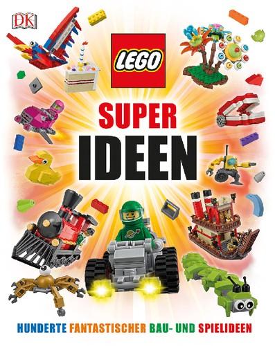 LEGO Super Ideen Buch 6+j