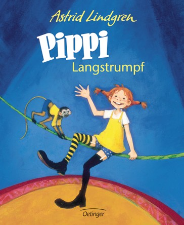 Lindgren Pippi Langstrumpf Bd1 B-Ware