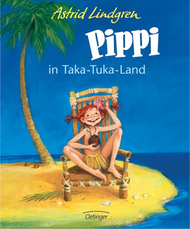 Lindgren Pippi in Taka-Tuka-Land 6+j