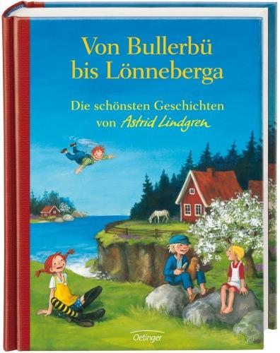 Lindgren Von Bullerbü bis Lönneberga Geschichtenschatz 6+j Mängelexemplar