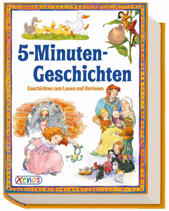 5-Minuten-Geschichten 5+j
