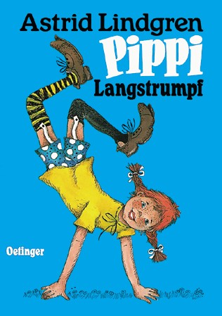 Lindgren Pippi Langstrumpf Gesamtausgabe