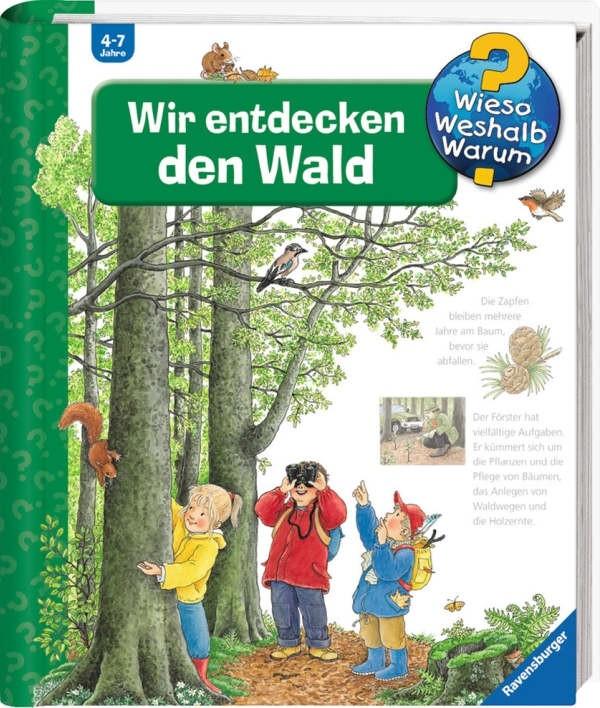 RV WWW 46 Wir entdecken den Wald