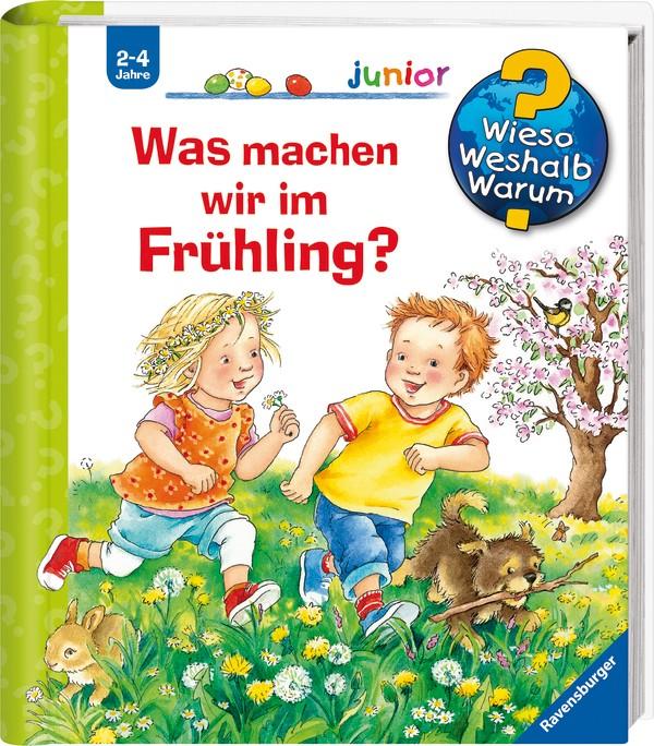 Ravensburger 32659 Was machen wir im Frühling 2+j
