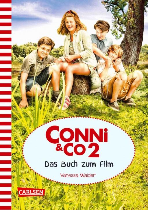 Conni & Co Das Buch zum Film 2 Rettet die Kanincheninsel