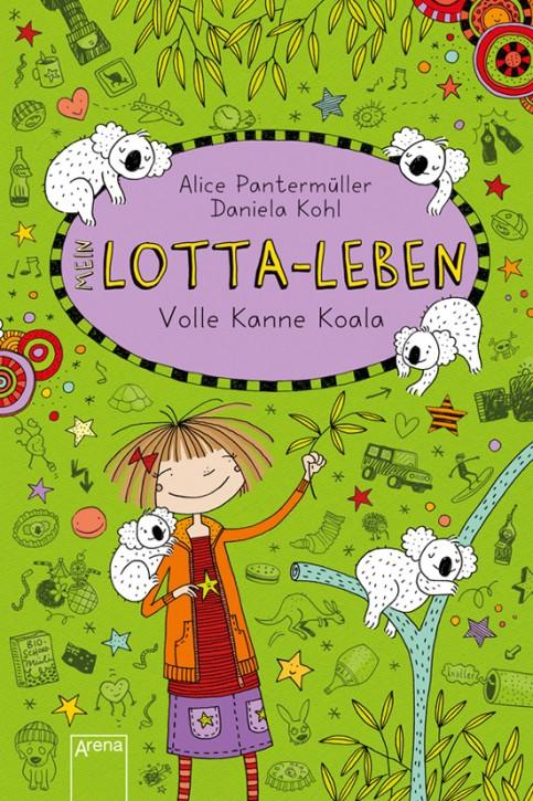 Mein Lotta-Leben Bd 11 Volle Kanne Koala 9+j