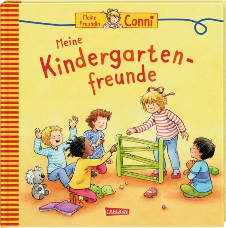 Conni Meine Kindergartenfreunde Neuausgabe