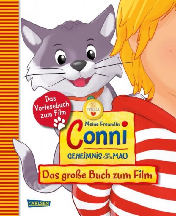Conni: Geheimnis um Kater Mau Das große Buch zum Film