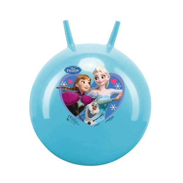Disney FROZEN Eiskönigin Hüpfball 45-50 cm 3+j