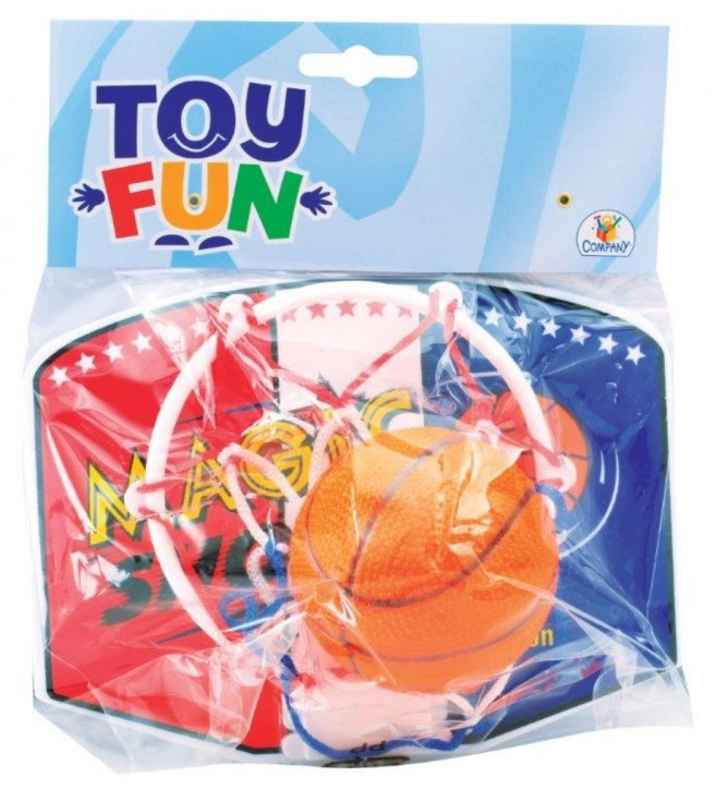 Toy Fun Mini-Basketball-Spiel 3+j