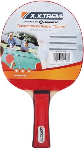 Tischtennisschläger Comp Schildkröt premium