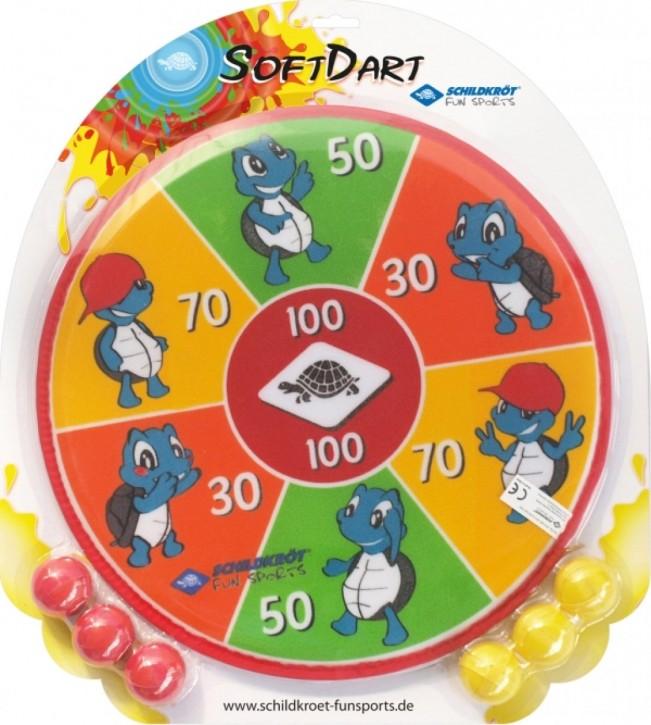 Schildkröt Soft Dart Set Ø 36 cm