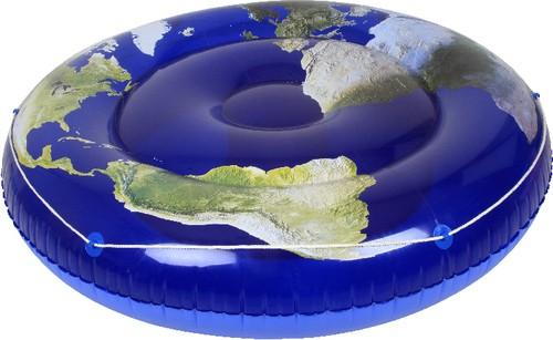 WEHNCKE Badeinsel Blue Planet Ø 173 cm B-Ware  OVP