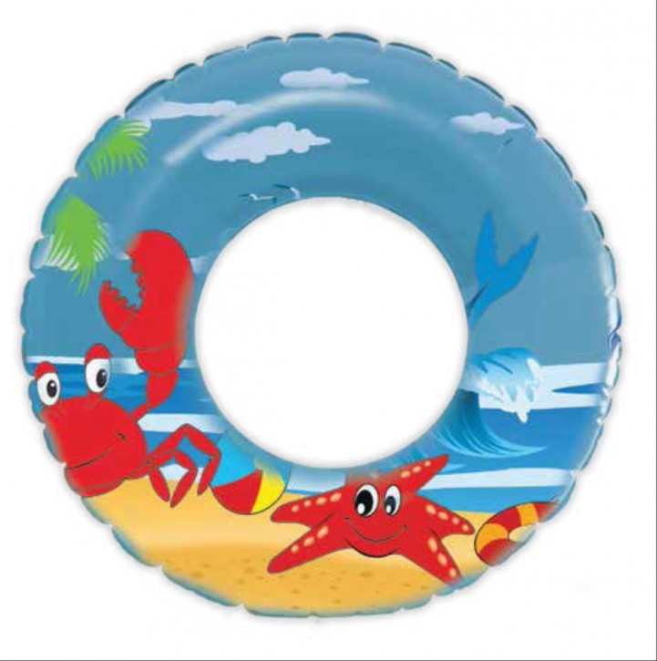 Splash & Fun Schwimmring Beach Fun Ø 42cm