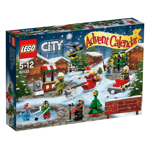 LEGO® City 60268 Adventskalender 2020