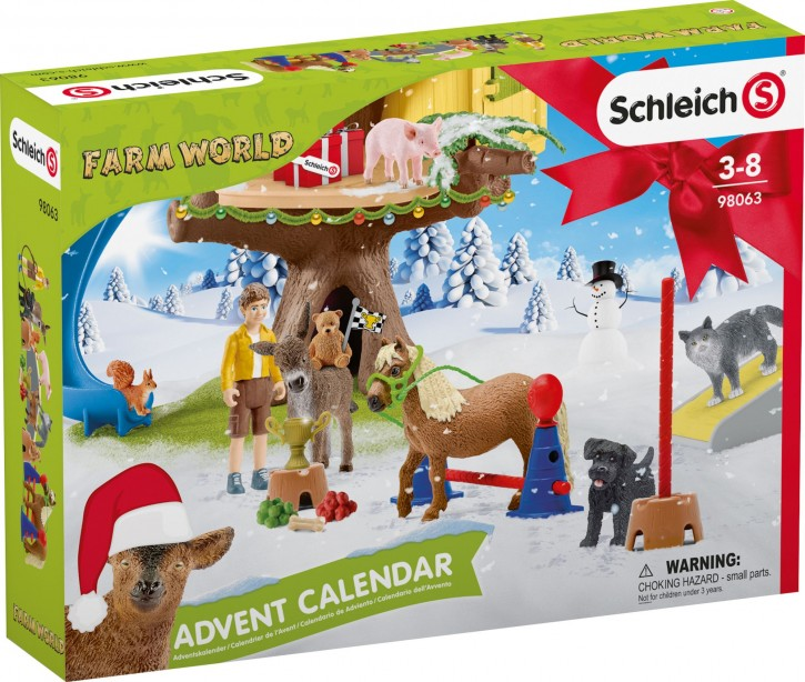 Schleich Farm World Adventskalender 2020