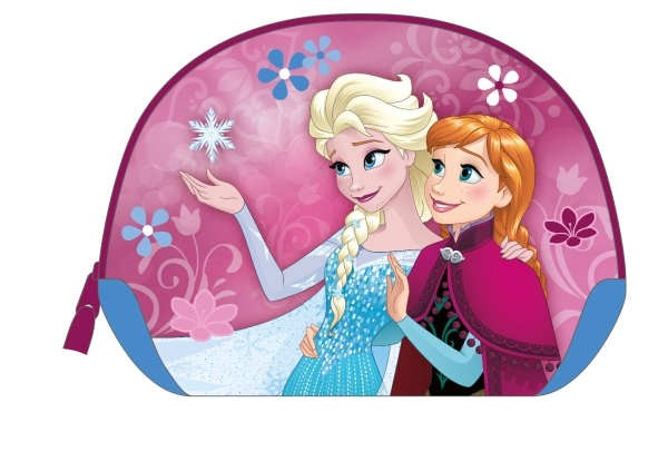 Disney Frozen Eiskönigin Kosmetiktasche 25x18 cm