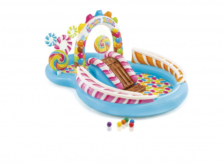 INTEX Playcenter Candy Zone 295x191x130cm