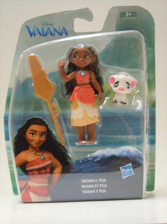 Disney Vaiana & Pua Figuren-Spielset B-Ware OVP