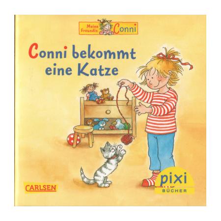PIXI 1712 Conni bekommt eine Katze