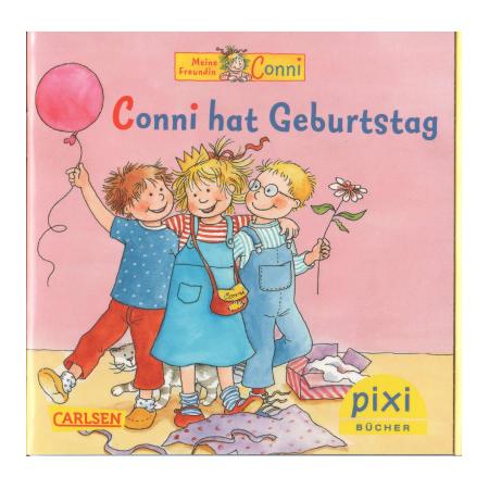 PIXI 1713 Conni hat Geburtstag