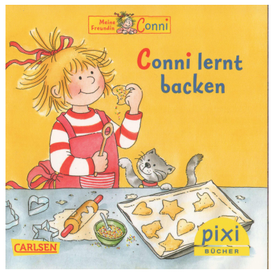 PIXI 1714 Conni lernt backen