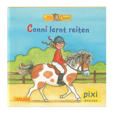 PIXI 1715 Conni lernt reiten