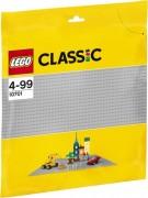 LEGO Classic 10701 Graue Grundplatte