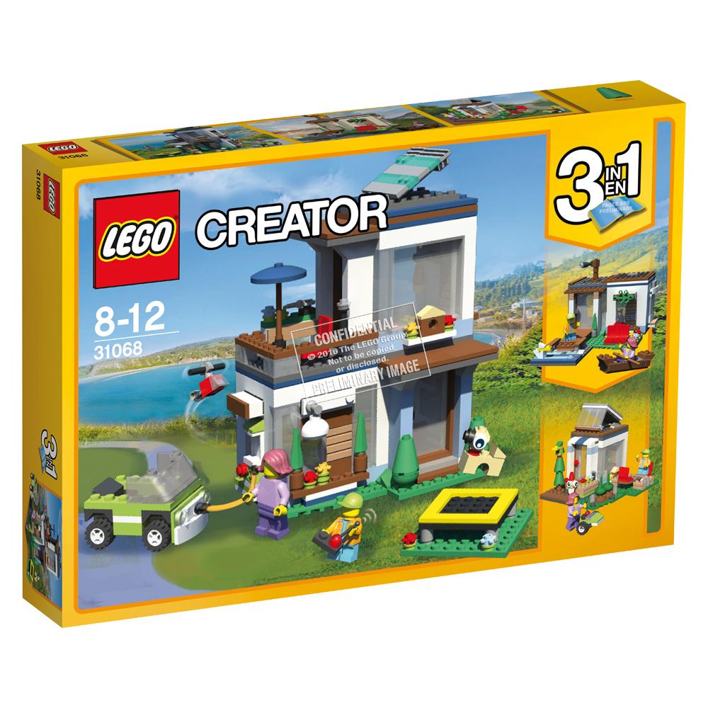 31068 LEGO® Creator Modernes Zuhause