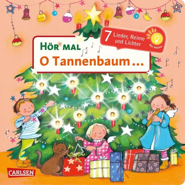 Bilderbuch Tannenbaum.Hör Mal O Tannenbaum Weihnachts Bilderbuch Geeignet Ab 18 Monaten