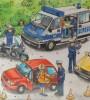 Ravensburger Puzzle Polizeieinsatz 3 x 49